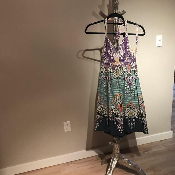 Express Dresses & Skirts - Express paisley dress